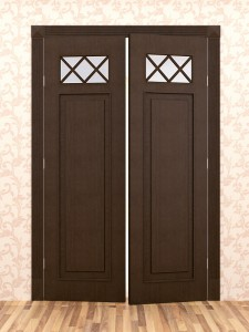 Двери из массива - Leor