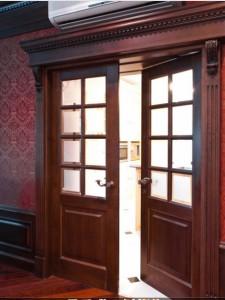 Межкомнатные двери из массива: цены в Москве - Купить